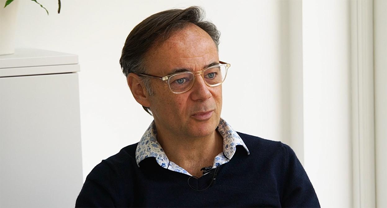 Chris Davies talks digital transformation, intergenerational wealth, financial planning, wealth management, and regtech