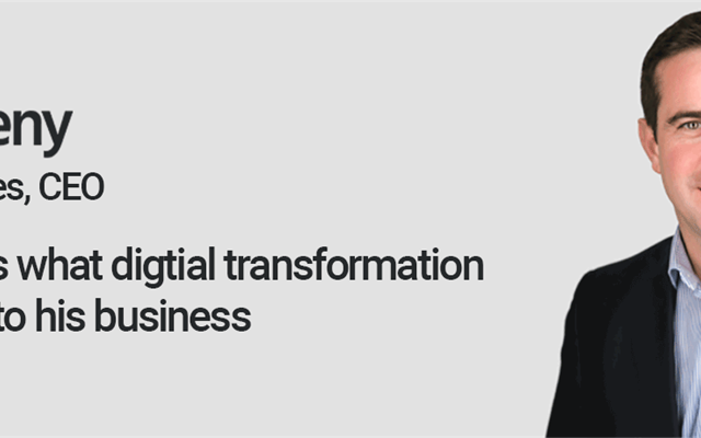 Neil Moles, CEO of The Progeny Group, Talks About Digital Transformation