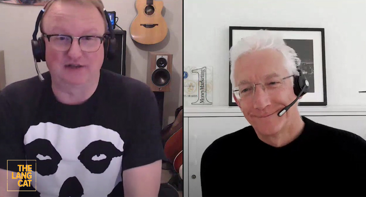 The Lang Cat and Time4Advice Digital Transformation Homegames Interview